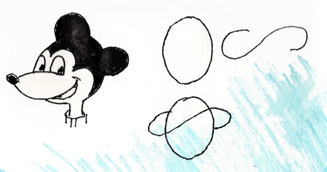 Drawingmickmouse
