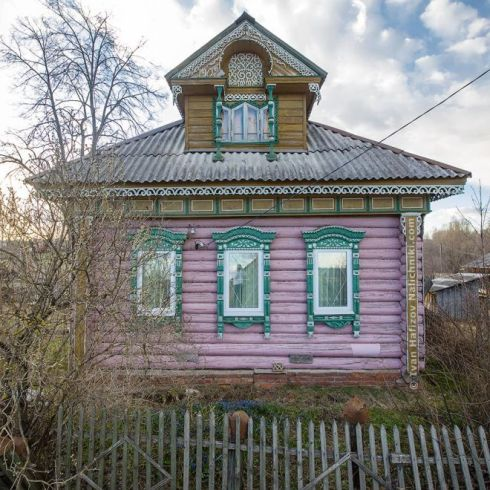 Oct23 Russian cottage