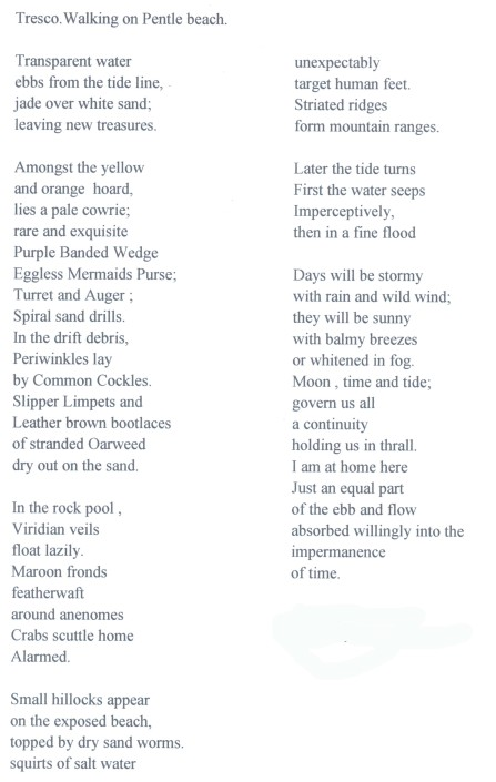 tresco poem