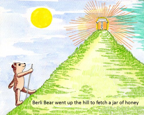 Berli hillhoney copy